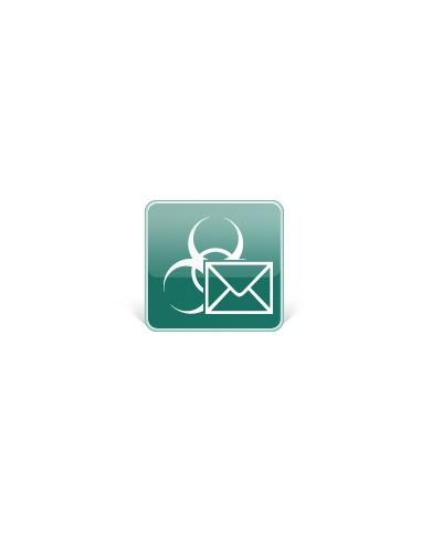 Kaspersky Lab Anti-Spam for Linux, 100-149u, 1Y, RNW 1 vuosi/vuosia Kaspersky KL4713XARFR - 1