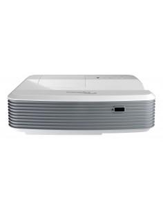 Optoma W320UST data projector Desktop 4000 ANSI lumens DLP WXGA (1280x800) 3D Grey Optoma 95.72701GC0E - 1
