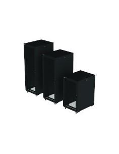Eaton RAA24808PSB13U rack cabinet 24U Freestanding Black Eaton RAA24808PSB13U - 1