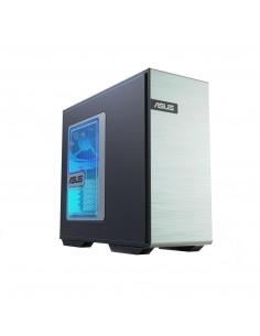 ASUS GS30-8700004C i7-8700 Midi Tower 8th gen Intel® Core™ i7 16 GB DDR4-SDRAM 2256 HDD+SSD Windows 10 Home PC Black, Silver Asu