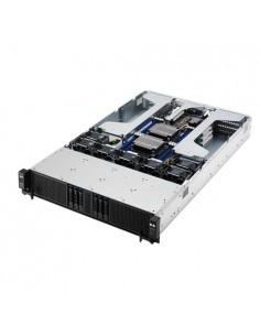 ASUS ESC4000 G3S Intel® C612 LGA 2011-v3 Teline ( 2U ) Metallinen Asus 90SV026A-M01CE0 - 1