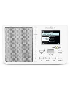 TechniSat IR 1 Seinään kiinnitettävä Valkoinen Technisat 0001/3960 - 1