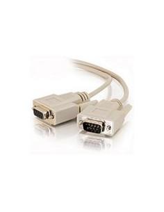 C2G 2m DB9 Cable seriella kablar Grå C2g 81370 - 1