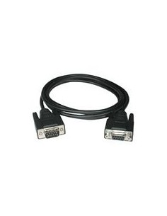 C2G 3m DB9 M/F Cable sarjakaapeli Musta C2g 81378 - 1
