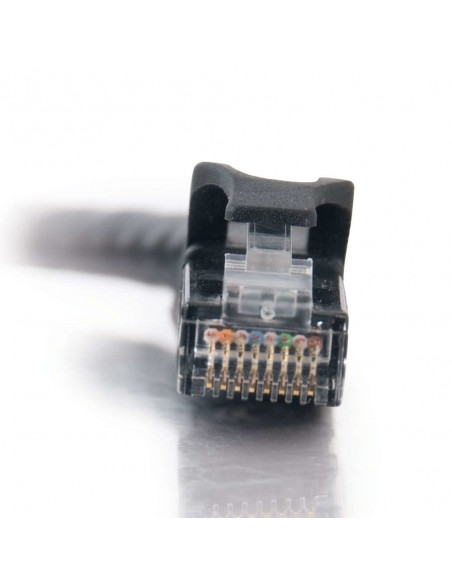 C2G 10m Cat6 Patch cable networking Black U/UTP (UTP) C2g 83412 - 3