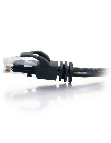 C2G 10m Cat6 Patch cable networking Black U/UTP (UTP) C2g 83412 - 4
