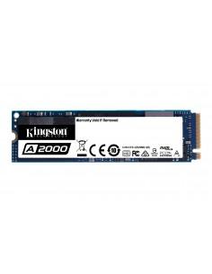 Kingston Technology A2000 M.2 1000 GB PCI Express 3.0 3D NAND NVMe Kingston SA2000M8/1000G - 1