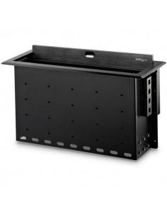 StarTech.com BOX4MODULE kaapelinjärjestäjä Vastaanotto Kaapelirasia Musta 1 kpl Startech BOX4MODULE - 1