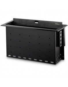 StarTech.com Dual-Module Conference Table Connectivity Box with Startech BOX4MODULE - 1