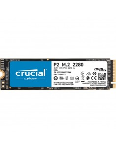 Crucial P2 1tb 3d Nand Nvme Pcie M.2 Ssd Crucial Technology CT1000P2SSD8 - 1