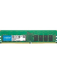 Crucial 16GB DDR4-2666 RDIMM muistimoduuli 2666 MHz ECC Crucial Technology CT16G4RFD8266 - 1