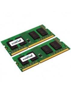 Crucial 16GB DDR3-1333 muistimoduuli 2 x 8 GB 1333 MHz Crucial Technology CT2K8G3S1339M - 1
