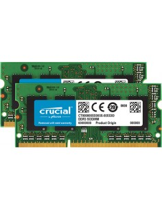 Crucial 2 x 8GB DDR3L muistimoduuli 16 GB 8 1866 MHz Crucial Technology CT2K8G3S186DM - 1