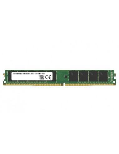 Crucial Micron Ddr4 Vlp Ecc Udimm8gb 3200 Crucial Technology MTA9ADF1G72AZ-3G2E1 - 1
