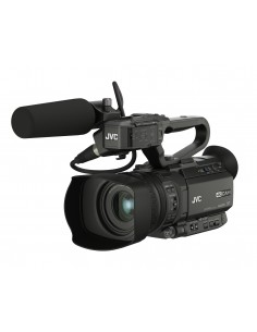 JVC GY-HM180E videokamera 12.4 MP CMOS Musta 4K Ultra HD Jvc GYHM180E - 1