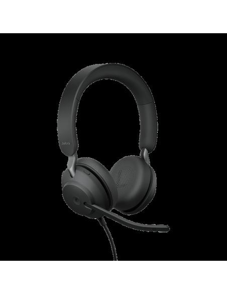Jabra Evolve2 40. UC Stereo Kuulokkeet Pääpanta Musta Jabra 24089-989-999 - 3