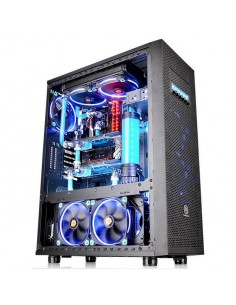 Thermaltake Core X71 TG Edition Full Tower Musta Thermaltake CA-1F8-00M1WN-02 - 1