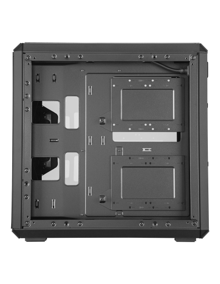 Cooler Master MasterBox Q500L Midi Tower Musta Cooler Master MCB-Q500L-KANN-S00 - 8