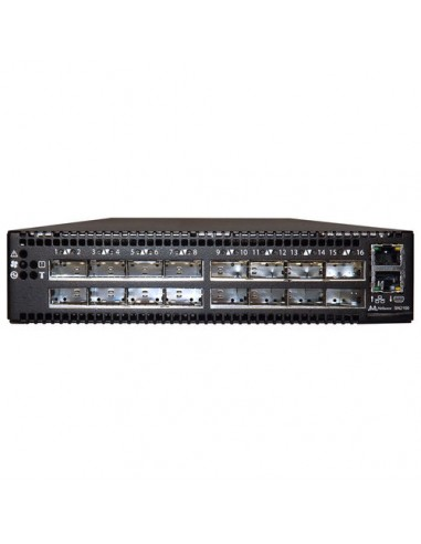 Mellanox Technologies MSN2100-CB2FC verkkokytkin Hallittu L3 None Musta 1U Mellanox Hw MSN2100-CB2FC - 1