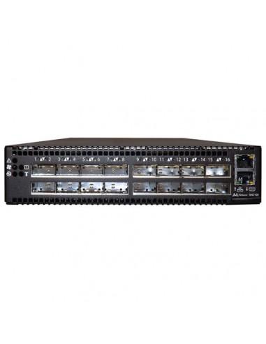 Mellanox Technologies MSN2100-CB2R verkkokytkin Hallittu None Musta 1U Mellanox Hw MSN2100-CB2R - 1