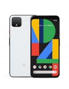 "Google Pixel 4 14.5 cm (5.7"") 6 GB 64 4G USB Type-C Valkoinen 2800 mAh Google GA01188-DE - 1"