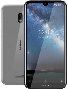 "Nokia 2.2 14.5 cm (5.71"") 2 GB 16 4G Micro-USB Harmaa Android 9.0 3000 mAh Nokia HQ5020DG49000 - 1"