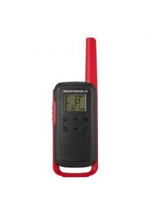 Motorola TALKABOUT T62 radiopuhelin 16 kanavaa 12500 MHz Musta, Punainen Motorola 188043 - 1