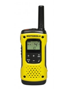 Motorola TLKR T92 H2O radiopuhelin 8 kanavaa Musta, Keltainen Motorola 188046 - 1