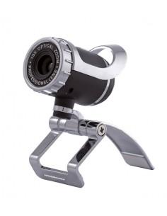Modecom Saturn verkkokamera 1280 x 1024 pikseliä USB 2.0 Musta, Hopea Modecom KI-MC-SATURN - 1