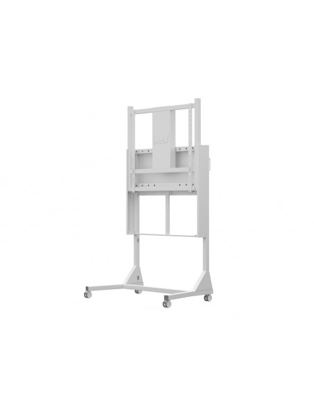 Multibrackets M Motorized Floorstand 160 kg White SD Multibrackets 7350073731145 - 8