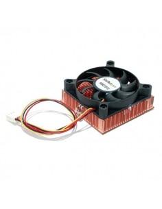 StarTech.com 1U 60x10mm Socket 7/370 CPU Cooler Fan w/ Copper Heatsink & TX3 Startech FAN3701U - 1