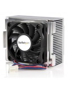 StarTech.com 85x70x50mm Socket 478 CPU Cooler Fan with Heatsink & TX3 Connector Startech FAN478 - 1