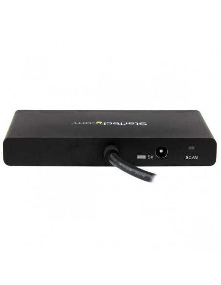 StarTech.com DisplayPort to Multi-Monitor Splitter - 4-Port MST Hub Startech MSTDP124DP - 4