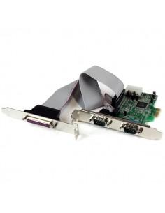 StarTech.com 2S1P Native PCI Express Parallel Serial Combo Card with 16550 UART Startech PEX2S5531P - 1