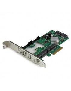 StarTech.com PEXMSATA3422 RAID-ohjain PCI Express x4 2.0 6 Gbit/s Startech PEXMSATA3422 - 1