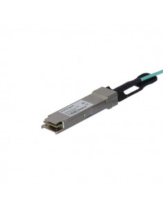 StarTech.com MSA Uncoded 7m/23ft 40G QSFP+ to AOC Cable - 40 GbE Active Optical Fiber Gbps QSFP Plus/Transceiver Module Startech