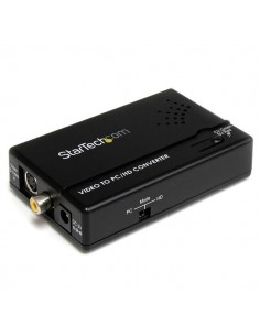 StarTech.com VID2VGATV2 videomuunnin Aktiivinen 1600 x 1200 pikseliä Startech VID2VGATV2 - 1