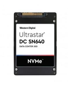 "Western Digital Ultrastar DC SN640 2.5"" 7680 GB PCI Express 3.1 3D TLC NAND NVMe Western Digital 0TS1963 - 1"