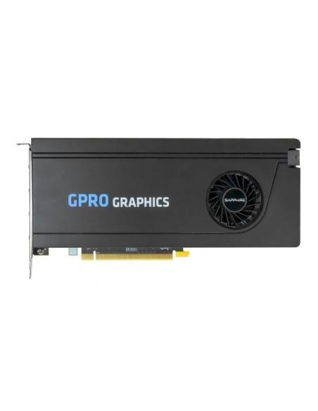 Sapphire 32261-01-21G näytönohjain AMD GPRO 8200 8 GB GDDR5 Sapphire Technology 32261-01-21G - 1