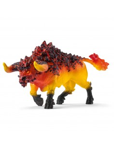 Schleich Eldrador Fire bull Schleich 42493 - 1