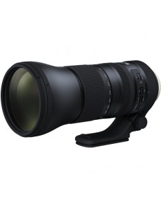 Tamron SP 150-600mm F/5-6.3 Di VC USD G2 SLR Ultratelezoom-objektiivi Musta Tamron A022E - 1