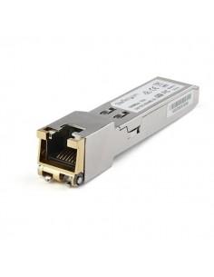 StarTech.com GLCTEST lähetin-vastaanotinmoduuli Kupari 1250 Mbit/s SFP Startech GLCTEST - 1