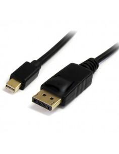 StarTech.com 3 m Mini DisplayPort till 1.2-kabeladapter M/M - 4k Startech MDP2DPMM3M - 1