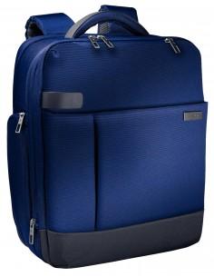 """Leitz 60170069 laukku kannettavalle tietokoneelle 39.6 cm (15.6"""") Reppukotelo Musta, Sininen Kensington 60170069 - 1"""