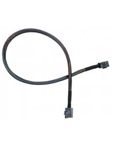Microsemi ADAPTEC I-HDMSAS-HDMSAS-.5M 0.5 m 12 Gbit/s Musta Microsemi Storage Solution 2282200-R - 1