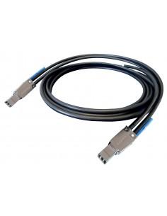Microsemi ADAPTEC E-HDMSAS-E-HDMSAS-2M 12 Gbit/s Musta Microsemi Storage Solution 2282600-R - 1