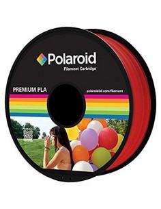 Polaroid PL-8002-00 3D-tulostusmateriaali Polymaitohappo (PLA) Punainen 1 kg Polaroid PL-8002-00 - 1