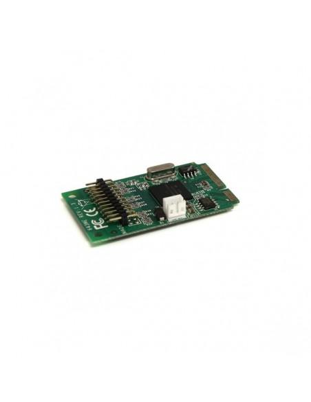 StarTech.com 3 Port 2b 1a 1394 Mini PCI Express FireWire Card Adapter Startech MPEX1394B3 - 5