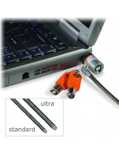 Kensington MicroSaver® Ultra laptoplås - Huvudnyckellåsning Kensington K67705M - 1