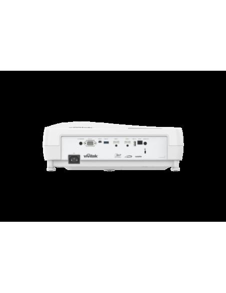 Vivitek HK2200 data projector Desktop 2000 ANSI lumens DLP 2160p (3840x2160) White Vivitek HK2200 - 2